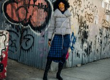 Η Vogue μας παρουσιάζει τα καλύτερα Street Style από την εβδομάδα μόδας στη Νέα Υόρκη - Φώτο  - Κυρίως Φωτογραφία - Gallery - Video 44
