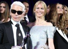 Η επίσημη ανακοίνωση του οίκου Chanel και ο αποχαιρετισμός του Dior στον Καρλ Λάγκερφελντ- Η Κλόντια Σίφερ δάκρυσε (φώτο)  - Κυρίως Φωτογραφία - Gallery - Video