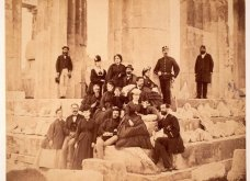 Καταπληκτικό! Σπάνιες, υπέροχες φωτογραφίες της Ελλάδας του 1860! - Vintage Παρθενώνας, η Πλάκα, Κέρκυρα, Πειραιάς   - Κυρίως Φωτογραφία - Gallery - Video
