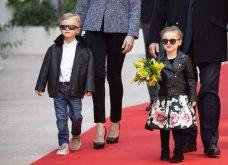 Τι κουκλιά είναι αυτά; - Η πριγκίπισσα Γκαμπριέλα του Μονακό και ο πρίγκιπας Ζακ αληθινοί ροκ σταρ στους δρόμους του πριγκιπάτου (φώτο) - Κυρίως Φωτογραφία - Gallery - Video 2