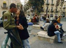 Υπέροχα απλά φιλιά πραγματικών ερωτευμένων... όχι cinema kisses! Φώτο  - Κυρίως Φωτογραφία - Gallery - Video 8