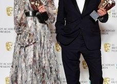 Όλες οι εμφανίσεις στο κόκκινο χαλί των BAFTA προάγγελο των Όσκαρ: Η πανέμορφη Ρέιτσελ Βάις, η σικάτη Λίλι Κόλινς και η σοφιστικέ Γκλεν Κλόουζ (Φωτό) - Κυρίως Φωτογραφία - Gallery - Video
