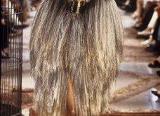 22 τρελές - τρελές εμφανίσεις σε πασαρέλες της Haute Couture που άφησαν εποχή (φώτο) - Κυρίως Φωτογραφία - Gallery - Video 3