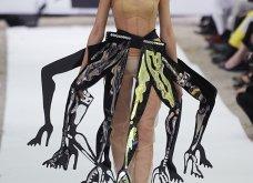 22 τρελές - τρελές εμφανίσεις σε πασαρέλες της Haute Couture που άφησαν εποχή (φώτο) - Κυρίως Φωτογραφία - Gallery - Video 5