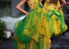22 τρελές - τρελές εμφανίσεις σε πασαρέλες της Haute Couture που άφησαν εποχή (φώτο) - Κυρίως Φωτογραφία - Gallery - Video 16