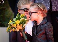 Τι κουκλιά είναι αυτά; - Η πριγκίπισσα Γκαμπριέλα του Μονακό και ο πρίγκιπας Ζακ αληθινοί ροκ σταρ στους δρόμους του πριγκιπάτου (φώτο) - Κυρίως Φωτογραφία - Gallery - Video 7