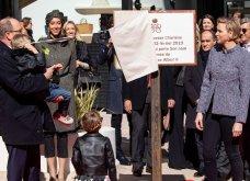 Τι κουκλιά είναι αυτά; - Η πριγκίπισσα Γκαμπριέλα του Μονακό και ο πρίγκιπας Ζακ αληθινοί ροκ σταρ στους δρόμους του πριγκιπάτου (φώτο) - Κυρίως Φωτογραφία - Gallery - Video 9