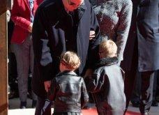 Τι κουκλιά είναι αυτά; - Η πριγκίπισσα Γκαμπριέλα του Μονακό και ο πρίγκιπας Ζακ αληθινοί ροκ σταρ στους δρόμους του πριγκιπάτου (φώτο) - Κυρίως Φωτογραφία - Gallery - Video 13