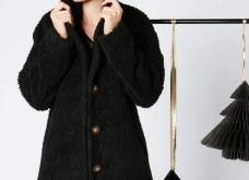 Παλτό ή ημίπαλτο fluffy: 12 εικόνες από την top τάση του φετινού χειμώνα που σας κρατάει ζεστές (Φωτό) - Κυρίως Φωτογραφία - Gallery - Video 7