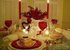 Σας θέλω χαρούμενες: 16 ιδέες για να διακοσμήσετε κόκκινα και ερωτιάρικα το τραπέζι σας του Αγίου Βαλεντίνου - Φώτο  - Κυρίως Φωτογραφία - Gallery - Video 3