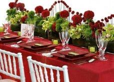 Σας θέλω χαρούμενες: 16 ιδέες για να διακοσμήσετε κόκκινα και ερωτιάρικα το τραπέζι σας του Αγίου Βαλεντίνου - Φώτο  - Κυρίως Φωτογραφία - Gallery - Video 8