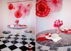 Σας θέλω χαρούμενες: 16 ιδέες για να διακοσμήσετε κόκκινα και ερωτιάρικα το τραπέζι σας του Αγίου Βαλεντίνου - Φώτο  - Κυρίως Φωτογραφία - Gallery - Video 10