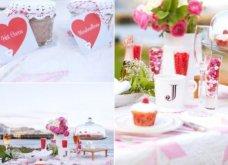 Σας θέλω χαρούμενες: 16 ιδέες για να διακοσμήσετε κόκκινα και ερωτιάρικα το τραπέζι σας του Αγίου Βαλεντίνου - Φώτο  - Κυρίως Φωτογραφία - Gallery - Video 12