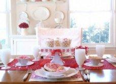 Σας θέλω χαρούμενες: 16 ιδέες για να διακοσμήσετε κόκκινα και ερωτιάρικα το τραπέζι σας του Αγίου Βαλεντίνου - Φώτο  - Κυρίως Φωτογραφία - Gallery - Video 4