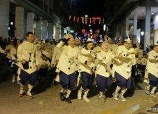 Πατρινό καρναβάλι 2019: Στο απώγειο το κέφι με τη νυχτερινή ποδαράτη παρέλαση! Οι καλύτερες από τις 300+ φώτο   - Κυρίως Φωτογραφία - Gallery - Video 3