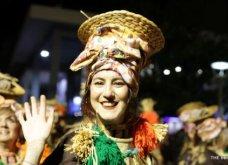 Πατρινό καρναβάλι 2019: Στο απώγειο το κέφι με τη νυχτερινή ποδαράτη παρέλαση! Οι καλύτερες από τις 300+ φώτο   - Κυρίως Φωτογραφία - Gallery - Video 7