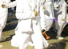 Πατρινό καρναβάλι 2019: Στο απώγειο το κέφι με τη νυχτερινή ποδαράτη παρέλαση! Οι καλύτερες από τις 300+ φώτο   - Κυρίως Φωτογραφία - Gallery - Video 9