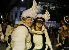 Πατρινό καρναβάλι 2019: Στο απώγειο το κέφι με τη νυχτερινή ποδαράτη παρέλαση! Οι καλύτερες από τις 300+ φώτο   - Κυρίως Φωτογραφία - Gallery - Video 13