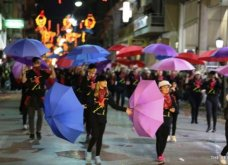 Πατρινό καρναβάλι 2019: Στο απώγειο το κέφι με τη νυχτερινή ποδαράτη παρέλαση! Οι καλύτερες από τις 300+ φώτο   - Κυρίως Φωτογραφία - Gallery - Video 15