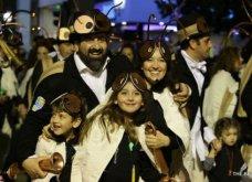 Πατρινό καρναβάλι 2019: Στο απώγειο το κέφι με τη νυχτερινή ποδαράτη παρέλαση! Οι καλύτερες από τις 300+ φώτο   - Κυρίως Φωτογραφία - Gallery - Video 21