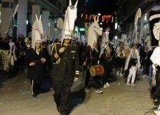 Πατρινό καρναβάλι 2019: Στο απώγειο το κέφι με τη νυχτερινή ποδαράτη παρέλαση! Οι καλύτερες από τις 300+ φώτο   - Κυρίως Φωτογραφία - Gallery - Video 22