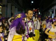 Πατρινό καρναβάλι 2019: Στο απώγειο το κέφι με τη νυχτερινή ποδαράτη παρέλαση! Οι καλύτερες από τις 300+ φώτο   - Κυρίως Φωτογραφία - Gallery - Video 27