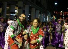 Πατρινό καρναβάλι 2019: Στο απώγειο το κέφι με τη νυχτερινή ποδαράτη παρέλαση! Οι καλύτερες από τις 300+ φώτο   - Κυρίως Φωτογραφία - Gallery - Video 31