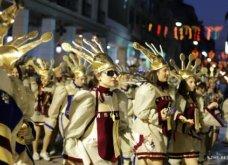 Πατρινό καρναβάλι 2019: Στο απώγειο το κέφι με τη νυχτερινή ποδαράτη παρέλαση! Οι καλύτερες από τις 300+ φώτο   - Κυρίως Φωτογραφία - Gallery - Video 32
