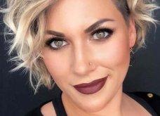Κοντά μαλλιά - 2019: 40 υπέροχες - γυναικείες προτάσεις για να κάνετε το πιο μοντέρνο κούρεμα - Φώτο   - Κυρίως Φωτογραφία - Gallery - Video 26