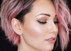 Κοντά μαλλιά - 2019: 40 υπέροχες - γυναικείες προτάσεις για να κάνετε το πιο μοντέρνο κούρεμα - Φώτο   - Κυρίως Φωτογραφία - Gallery - Video 28