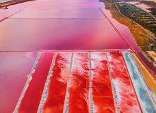 Καλλιτέχνιδα φωτογράφισε μια μαγική ροζ λιμνοθάλασσα στη Δυτική Αυστραλία - Φώτο  - Κυρίως Φωτογραφία - Gallery - Video 16