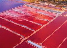 Καλλιτέχνιδα φωτογράφισε μια μαγική ροζ λιμνοθάλασσα στη Δυτική Αυστραλία - Φώτο  - Κυρίως Φωτογραφία - Gallery - Video 15