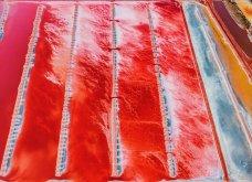 Καλλιτέχνιδα φωτογράφισε μια μαγική ροζ λιμνοθάλασσα στη Δυτική Αυστραλία - Φώτο  - Κυρίως Φωτογραφία - Gallery - Video 8