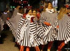 Πατρινό καρναβάλι 2019: Στο απώγειο το κέφι με τη νυχτερινή ποδαράτη παρέλαση! Οι καλύτερες από τις 300+ φώτο   - Κυρίως Φωτογραφία - Gallery - Video 40