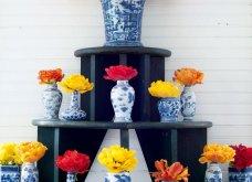 55 προτάσεις για να στολίσετε με λουλούδια το σπίτι σας σαν ειδικός της ανθοδετικής - Βάλτε χρώματα & αρώματα παντού - Φώτο  - Κυρίως Φωτογραφία - Gallery - Video