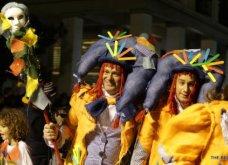 Πατρινό καρναβάλι 2019: Στο απώγειο το κέφι με τη νυχτερινή ποδαράτη παρέλαση! Οι καλύτερες από τις 300+ φώτο   - Κυρίως Φωτογραφία - Gallery - Video 50