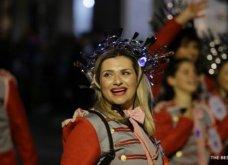 Πατρινό καρναβάλι 2019: Στο απώγειο το κέφι με τη νυχτερινή ποδαράτη παρέλαση! Οι καλύτερες από τις 300+ φώτο   - Κυρίως Φωτογραφία - Gallery - Video 55