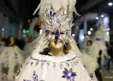 Πατρινό καρναβάλι 2019: Στο απώγειο το κέφι με τη νυχτερινή ποδαράτη παρέλαση! Οι καλύτερες από τις 300+ φώτο   - Κυρίως Φωτογραφία - Gallery - Video 57