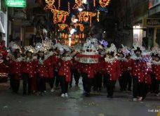 Πατρινό καρναβάλι 2019: Στο απώγειο το κέφι με τη νυχτερινή ποδαράτη παρέλαση! Οι καλύτερες από τις 300+ φώτο   - Κυρίως Φωτογραφία - Gallery - Video 58