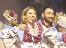 Πατρινό καρναβάλι 2019: Στο απώγειο το κέφι με τη νυχτερινή ποδαράτη παρέλαση! Οι καλύτερες από τις 300+ φώτο   - Κυρίως Φωτογραφία - Gallery - Video 59