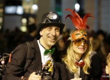 Πατρινό καρναβάλι 2019: Στο απώγειο το κέφι με τη νυχτερινή ποδαράτη παρέλαση! Οι καλύτερες από τις 300+ φώτο   - Κυρίως Φωτογραφία - Gallery - Video 60