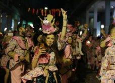 Πατρινό καρναβάλι 2019: Στο απώγειο το κέφι με τη νυχτερινή ποδαράτη παρέλαση! Οι καλύτερες από τις 300+ φώτο   - Κυρίως Φωτογραφία - Gallery - Video 62
