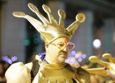 Πατρινό καρναβάλι 2019: Στο απώγειο το κέφι με τη νυχτερινή ποδαράτη παρέλαση! Οι καλύτερες από τις 300+ φώτο   - Κυρίως Φωτογραφία - Gallery - Video 66