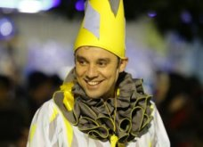 Πατρινό καρναβάλι 2019: Στο απώγειο το κέφι με τη νυχτερινή ποδαράτη παρέλαση! Οι καλύτερες από τις 300+ φώτο   - Κυρίως Φωτογραφία - Gallery - Video 71