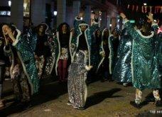 Πατρινό καρναβάλι 2019: Στο απώγειο το κέφι με τη νυχτερινή ποδαράτη παρέλαση! Οι καλύτερες από τις 300+ φώτο   - Κυρίως Φωτογραφία - Gallery - Video 73