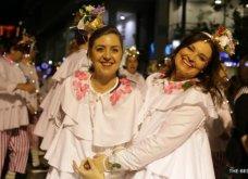 Πατρινό καρναβάλι 2019: Στο απώγειο το κέφι με τη νυχτερινή ποδαράτη παρέλαση! Οι καλύτερες από τις 300+ φώτο   - Κυρίως Φωτογραφία - Gallery - Video 74