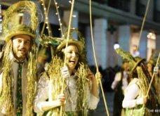 Πατρινό καρναβάλι 2019: Στο απώγειο το κέφι με τη νυχτερινή ποδαράτη παρέλαση! Οι καλύτερες από τις 300+ φώτο   - Κυρίως Φωτογραφία - Gallery - Video 75