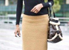 Πως μπορείς να φορέσεις μια pencil φούστα; 30+ εξαιρετικές επιλογές! Φώτο  - Κυρίως Φωτογραφία - Gallery - Video 12