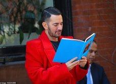 Ο διάσημος σχεδιαστής Marc Jacobs παντρεύτηκε τον 37χρονο αρραβωνιαστικό του - Το λαμπερό πάρτι στη Νέα Υόρκη (φώτο) - Κυρίως Φωτογραφία - Gallery - Video 2