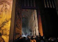 Φώτο από την επόμενη μέρα της πυρκαγιάς: Η Παναγία των Παρισίων - Κυρίως Φωτογραφία - Gallery - Video 3